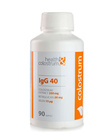 Colostrum kapsle IgG 40 (350 mg) + betaglucan a selen - 90 ks